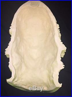 Creature from the Black Lagoon resin lifesize head bust universal studio monster