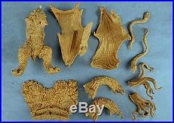 Cthulhu Great Old Ones Animal Monster Unpainted GK Resin Kit Figure Decorative