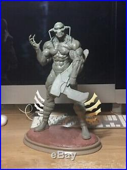 DEATHS HEAD 2 Marvel 1/6 scale resin model kit statue unpainted LIMITED EDITION