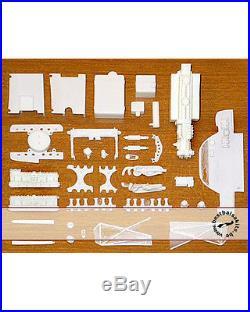 DETAIL UP RESIN ENGINE PORSCHE 917K for 1/24 FUJIMI