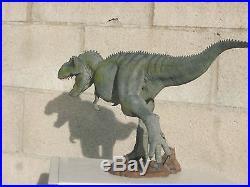 DINOSAUR, 1/20 TYRANNOSAURUS rex, BUILT Resin Kit, 26, LARGE Model, AWESOME