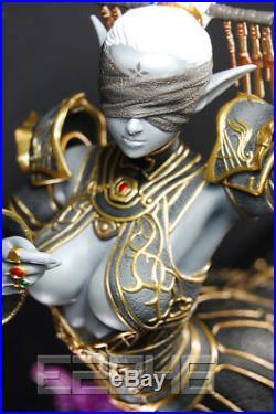 Darkness Saint Unpainted Resin Figure Model Kits 1/5 Scale Unassembled Figurine