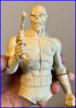 Deathlok 1/6 resin figure model kit Marvel garage kit