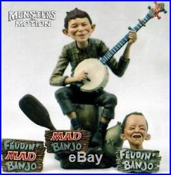 Deliverance Feudin Banjo Boy Resin Model Kit 161PO21