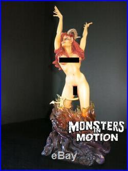 Demoness Sexy Female Devil 1/6 Scale Resin Model Kit by Cellar Cast 231CC03