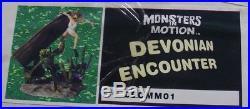 Devonian Encounter Creature Model Resin Kit MiM