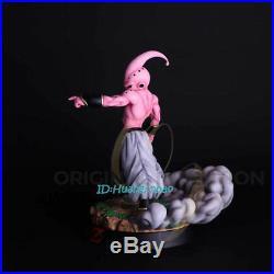 Dragon Ball Majin Buu Resin Figurine Statue Painted Sculpture Garage Kit Model