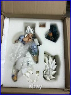 Dragonball AF SSJ5 Trunks Saiyan DBAF GK Resin Statue Figure Dragon ball Z DBZ
