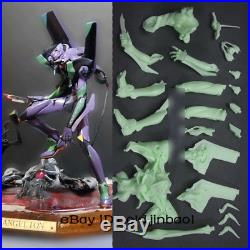 EVANGELION EVA Unpainted Resin Garage Kit Unassembled Figure Model Statue