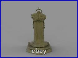 Empress of Mankind Unpainted Resin Model Kit