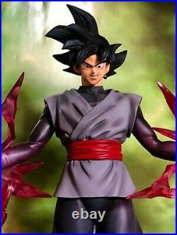 FC Figure Class Goku Black + Rose Saiyan GK Resin Statue Figure Dragonball Z DBS