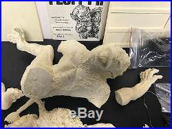 FLUFFY 2 Resin Cast Kit JAYCO HOBBIES sculpted by Tom Savini (Incomplete)