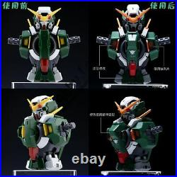 For MG 1/100 GN 002 Gundam Dynames Fortune Meow s Resin Dress up Conversion Kit