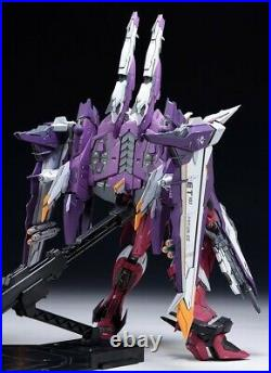 For MG 1/100 ZGMF-X09A Justice Gundam Fortune Meow Resin Dress up Conversion Kit