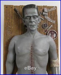 Frankenstein The Operation 1/6 Scale Resin Model Kit 05FMM04
