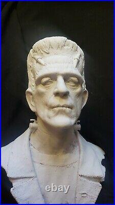 Frankenstein monster resin bust 1/2 scale Kidwell resin model kit