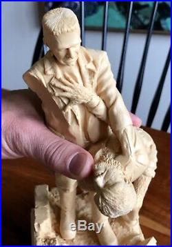 Frankenstein vs. Wolfman Forbidden Zone 1/8 Resin Model Kit Mike Hill