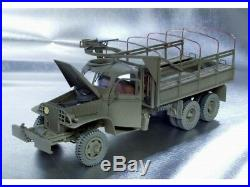 GMC 6x6 CCKW Wespe Models 115 SCALE resin kit 24001
