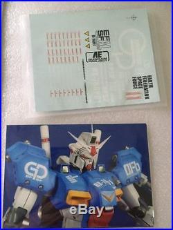 G System Best Unpainted 1/48 RX-78GP01 Gundam Zephyranthes, resin model kit