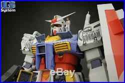 G-System GS-001 1/35 RX-78 Gundam resin model RX78 model kit robot resin figure