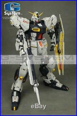 G System GS-258 1/48 RX-93 Nu Evolve Gundam resin model kit RX93 Zero Wing RX78