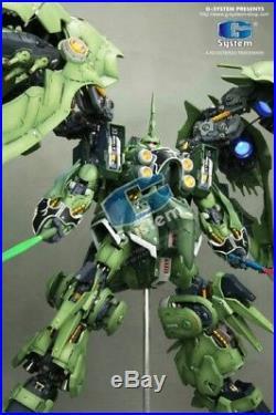 G System GS-281 1/72 NZ-666 Kshatriya Gundam resin model kit Unicorn robot