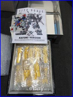 G System best (price cut)Unpainted 1/ 72 MSZ-010 Z Z Version KA, resin model kit