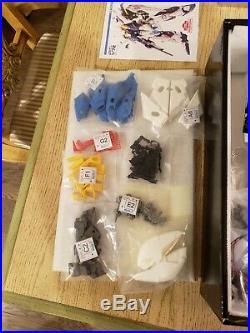 G system best Unpainted 1/72 Xi RX-105, resin model kit