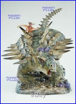 Gastonia Dinosaur Rare Jurassic Park Hugh Unpainted Model Resin Kit