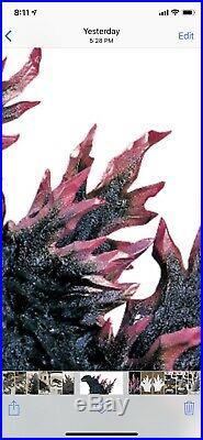 Godzilla 2000 Dorsal Fin Spike Resin Model Kit Prop