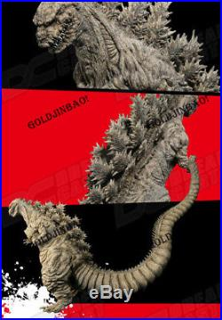 Godzilla Large Size Model Unpainted Resin Kits 52cmH 15Kg Collection Statue GK