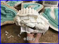 Godzilla Skull Resin Model Kit