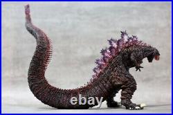 Godzilla Unpainted Resin Model Kits Unassembled LED Light Statue Garage 6''H New