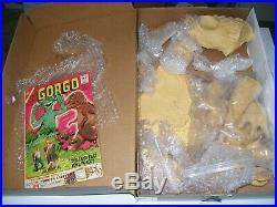 Gorgo 12 Resin Model Kit Complete Kaiju MST3K Garage Kit with Gorgo #15 Comic