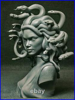Gorgon Unpainted Resin Bust 12 Scale