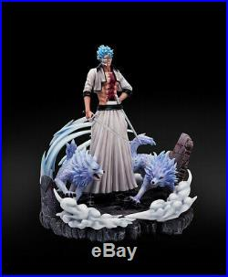 Grimmjow Jeagerjaques Resin Figure Model Kit Statue Captain GK 1/6 Scale Pre-OD
