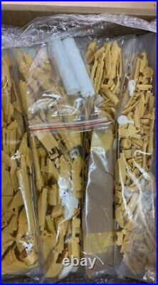 Gundam RX-93-V2 HI-NU Ver. Ka Luxury GK Resin Conversion Kits 1/100 Super Recast