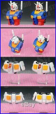 Gundam SH PG RX-78-2 GK Resin Conversion Kits 160 Model