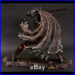 Guts Berserk Berserker Armor Hugh Unpainted Statue Figure Model Resin Kit RARE