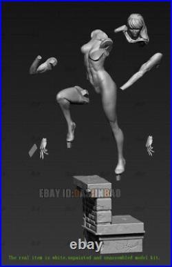 Gwen 1/6 Beauty Girl Figure 3D Print Model Unpainted Unassembled GK H34cm/13inch