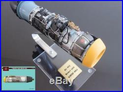 HPH Models 1/18 scale resin He 162 Engine kit- KS18103R