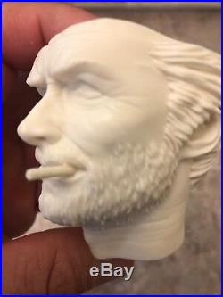 HUGE! Man With No Name 1/3 Scale Bust Clint Eastwood Resin Model Kit