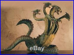 Harryhausen Jason Argonauts Hydra Laudati Resin Model Kit Mint