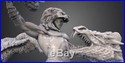 Hercules vs Hydra 14 Statue scale resin kit Diorama no ARH no Sideshow