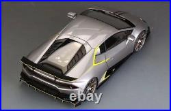 Hobby Design 1/18 DMC Huracan Set for Autoart (resin, PE, metal parts & Logo)
