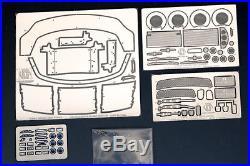 Hobby Design 1/24 RB S15 Wide Body Transkit for Aoshima (resin, PE & metal)