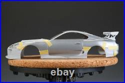 Hobby Design 1/24 Supra Wide Body Transkit for Tamiya kit (Resin+PE)