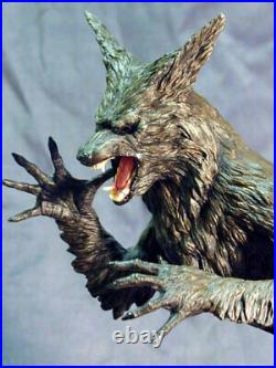Howling, The Werewolf 1/6 Scale Resin Model Kit 06WAC01