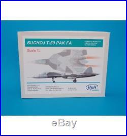 HpH Models Sukhoi T-50 PAK FA Top Quality Fiberglass and Resin 1/48 Model Kit