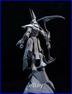 IN STOCK Undead trial Anubis Unpainted Resin Model Kits Unassembled Figurine